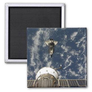 Aimant Effort de navette spatiale et un vaisseau spatial