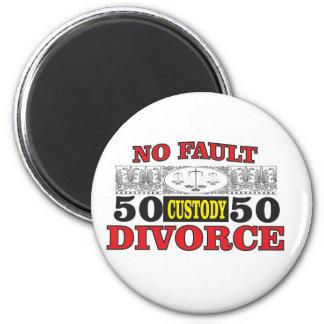 Aimant égalité 50 du divorce sans faute 50