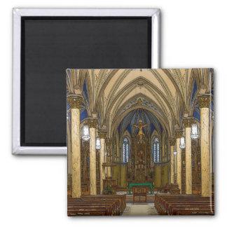 Aimant Église catholique de St Peter Painterly