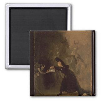 Aimant EL Hechizado de Francisco Jose de Goya y Lucientes