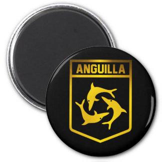 Aimant Emblème d'Anguilla