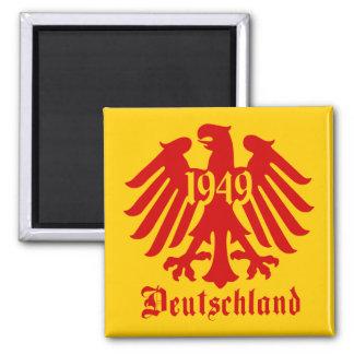 Aimant Emblème d'Eagle d'Allemand du Deutschland 1949