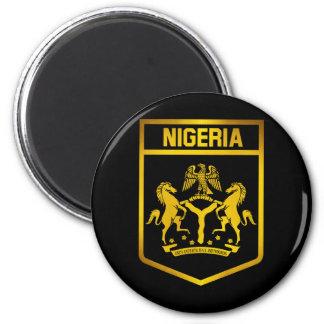 Aimant Emblème du Nigéria