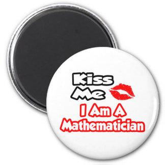 Aimant Embrassez-moi… que je suis un mathématicien