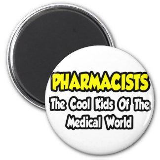 Aimant Enfants frais de pharmaciens… de monde médical