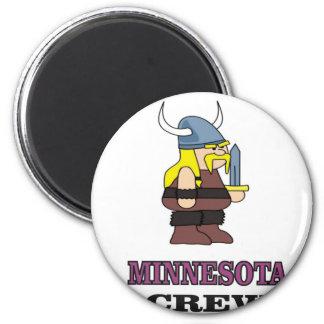 Aimant Équipage du Minnesota