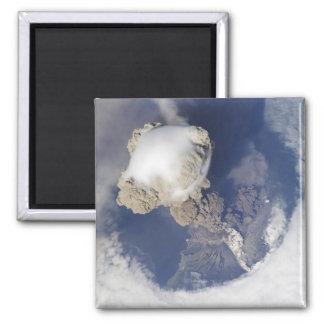 Aimant Éruption de volcan de Sarychev