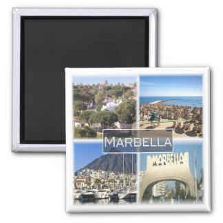 Aimant Es * L'Espagne - Marbella