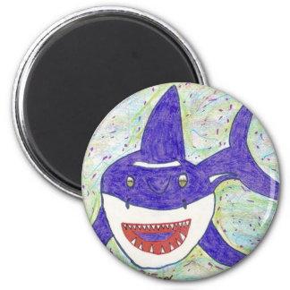 Aimant Espèces de requin