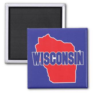 Aimant État du Wisconsin