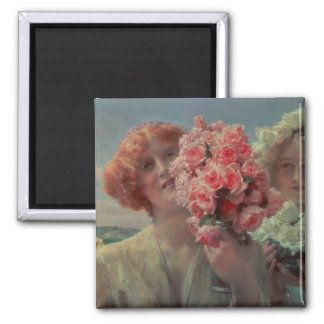 Aimant Été d'Alma-Tadema | offrant, 1911