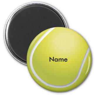 Aimant fait sur commande de balle de tennis