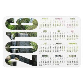 Aimant fait sur commande de calendrier de photo - magnet en vinyle