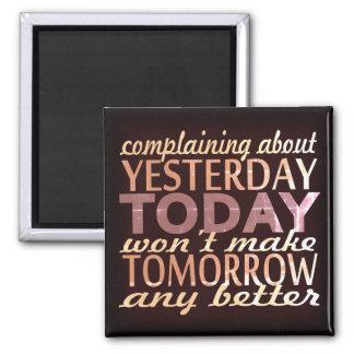 Aimant Faites demain mieux