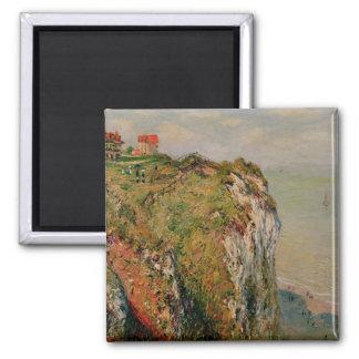 Aimant Falaise de Claude Monet | chez Dieppe, 1882