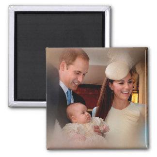 Aimant Famille royale de prince George
