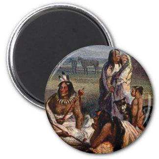 Aimant famille tribale ouais