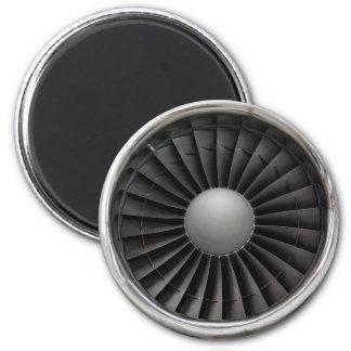 Aimant Fan de turbine de moteur à réaction