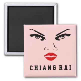 Aimant Femme de Chiang Rai, Thaïlande