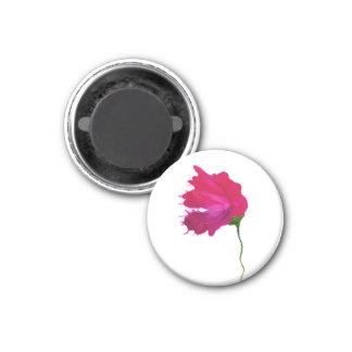 Aimant Fleur de rouge à lèvres