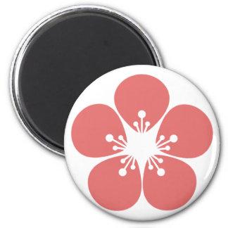 Aimant Fleur de Sakura