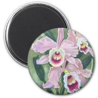 Aimant Fleur d'orchidée