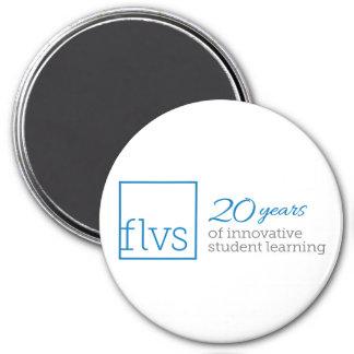 Aimant FLVS 20 ans d'aimant