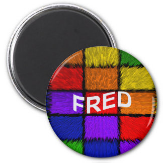 AIMANT FRED