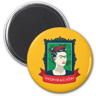 Aimant Frida Kahlo | Inspiración