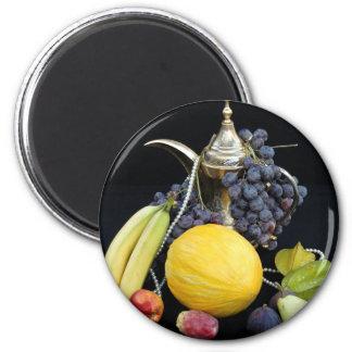 Aimant Fruits chers interdits