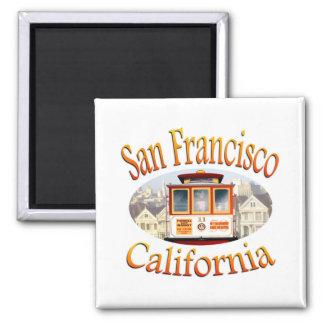 Aimant Funiculaire de San Francisco