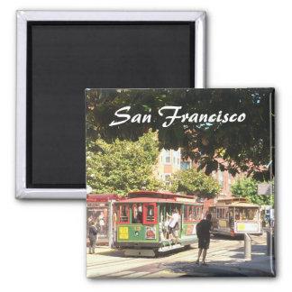Aimant Funiculaires de San Francisco