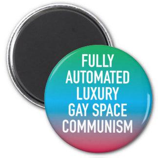Aimant gai de luxe entièrement automatisé de