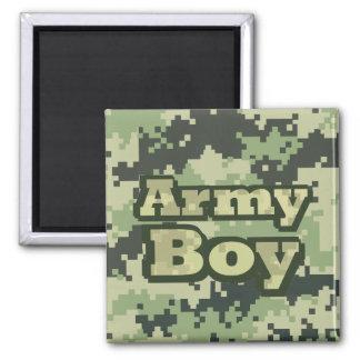 Aimant Garçon d'armée