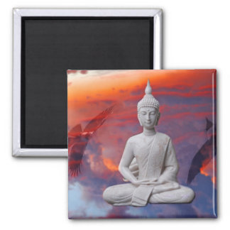 Aimant Gautama Siddhartha Bouddha