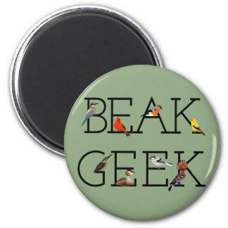 Aimant Geek de bec