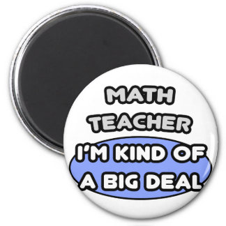 Aimant Genre de professeur de maths… d'affaire