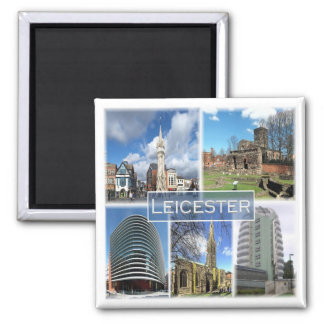 Aimant Gigaoctet * L'Angleterre - le Leicester