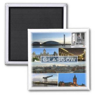 Aimant Gigaoctet * L'Ecosse Glasgow