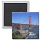 Aimant Golden gate bridge, San Francisco, la Californie,