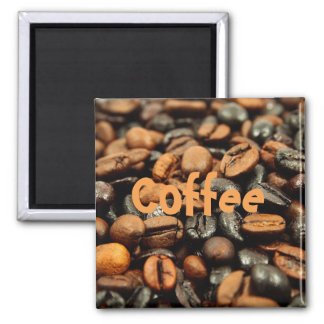 Aimant Grains de café frais