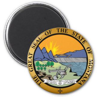 Aimant Grand joint de l'état du Montana