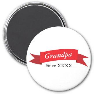 Aimant Grand-papa depuis