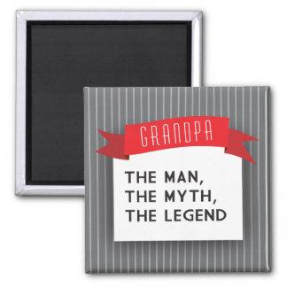 Aimant Grand-papa - l'homme, le mythe, la légende