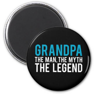 Aimant Grand-papa, l'homme, le mythe, la légende
