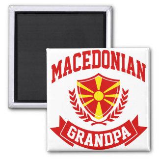 Aimant Grand-papa macédonien