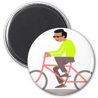 Aimant Grand vélo