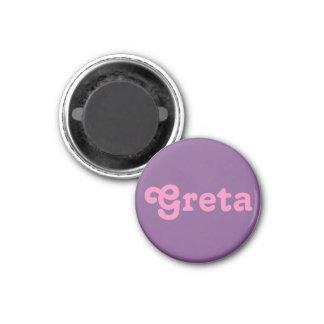 Aimant Greta
