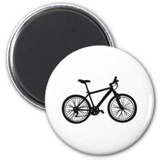 Aimant Griffonnage tiré par la main simple de bicyclette