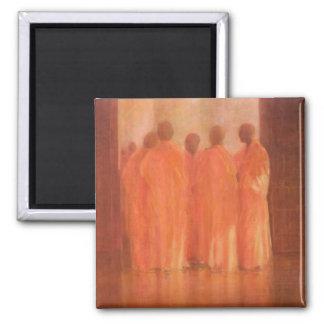 Aimant Groupe de moines Vietnam